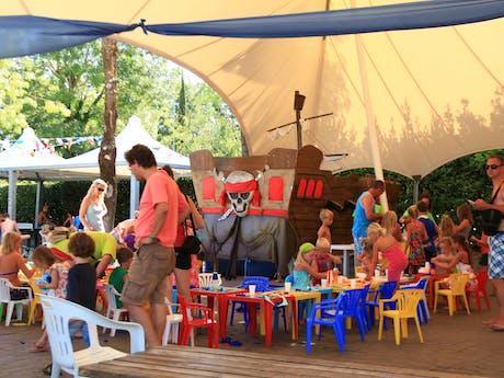 Animatie camping Bella Italia