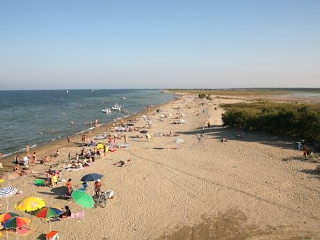 Strand aan Spina camping Village
