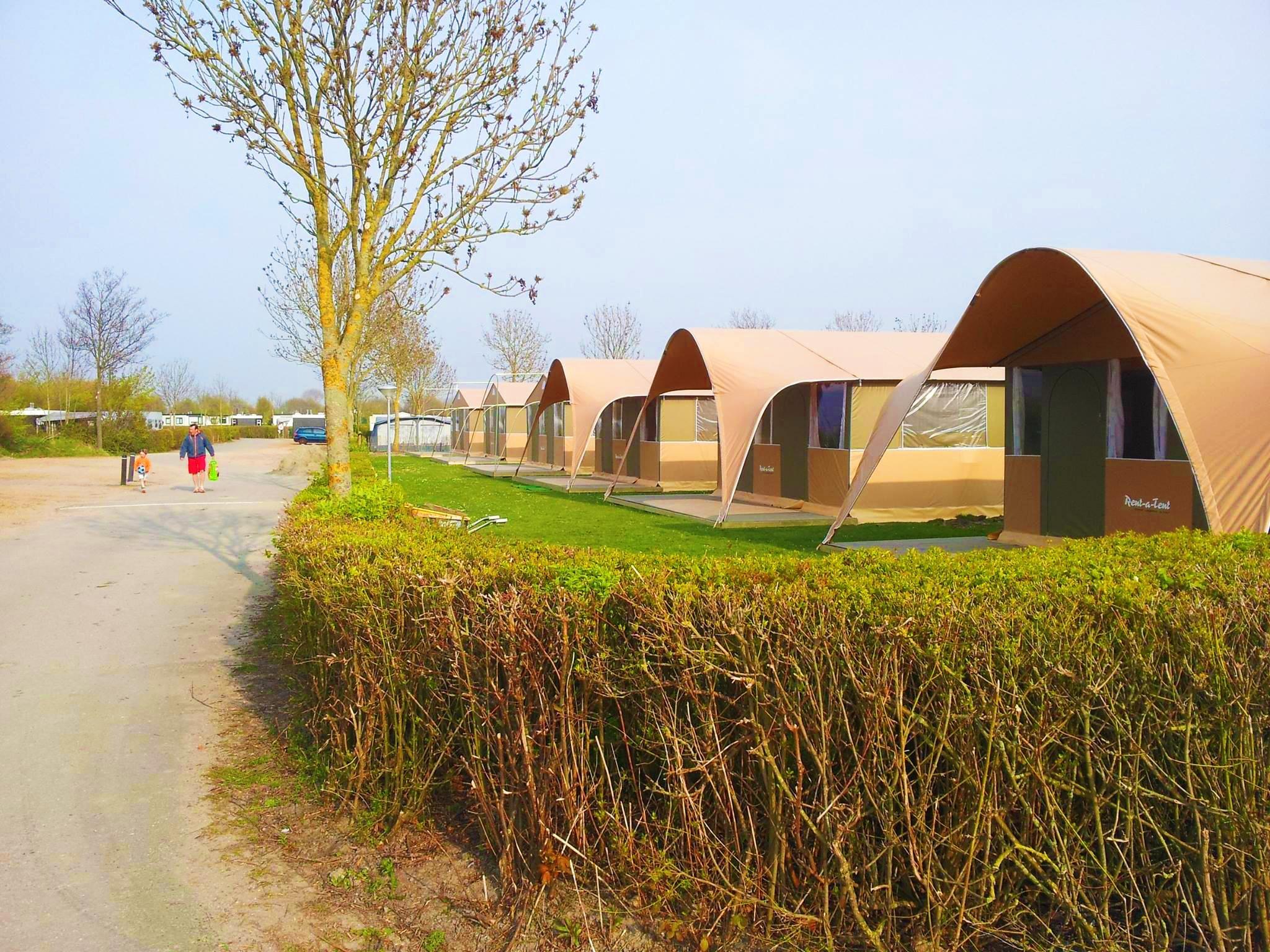 Grand Lodgetent camping de Pekelinge