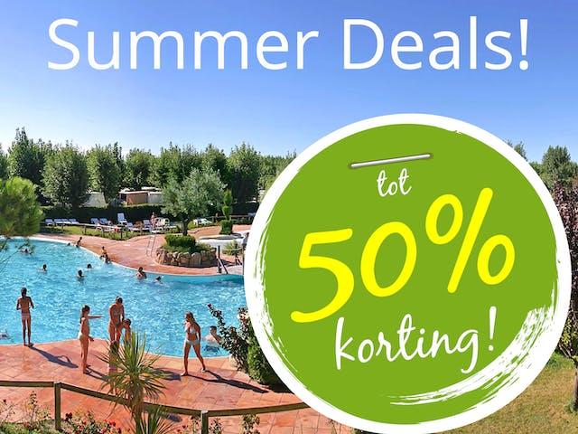 Summer Deals Rent-a-Tent