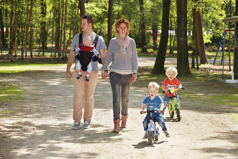 SafariCamp de Beekse Bergen wandelen met kids