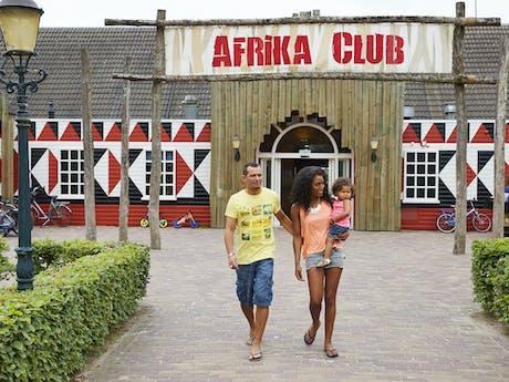 SafariCamp de Beekse Bergen Afrika club