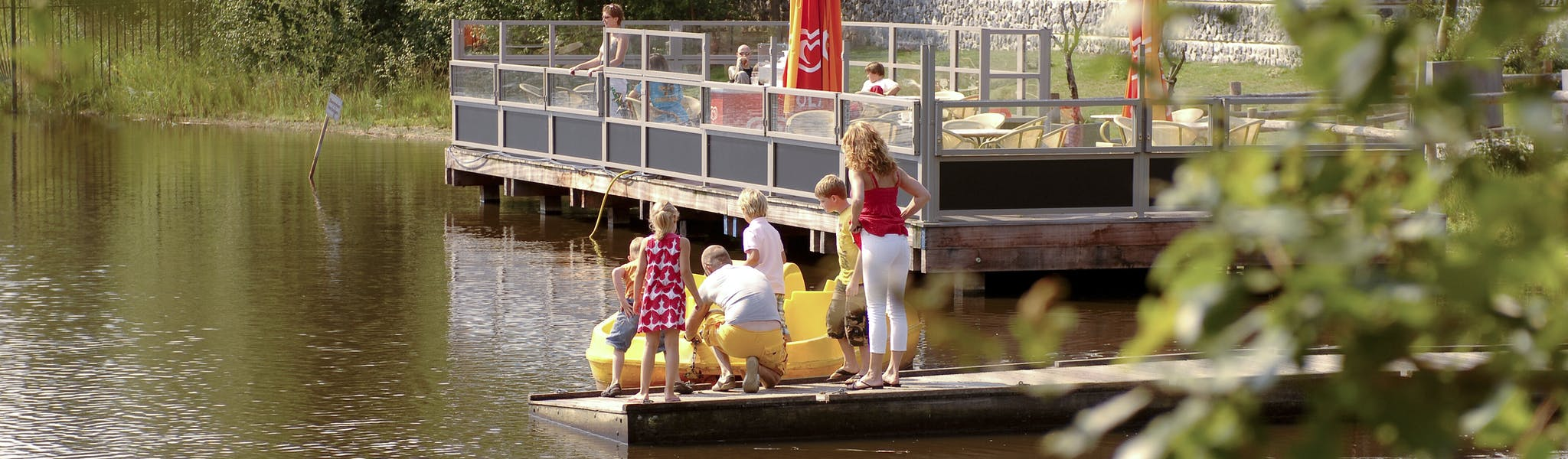 Watersport Bospark 't Wolfsven