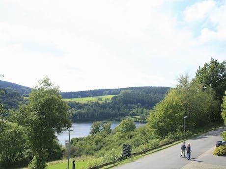 Omgeving Eifelpark Kronenburger See
