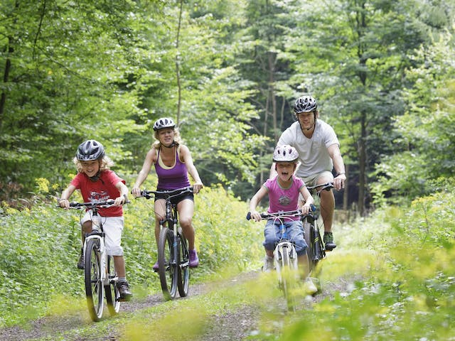 Fietsen Center Parcs Park Bostalsee