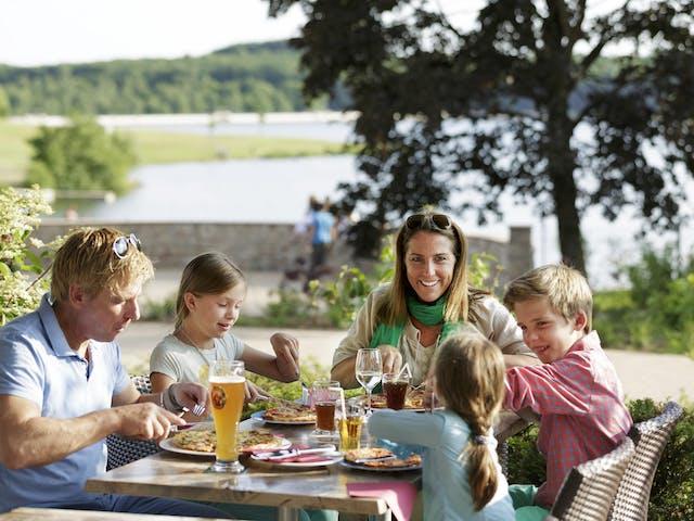 Restaurant Center Parcs Park Bostalsee