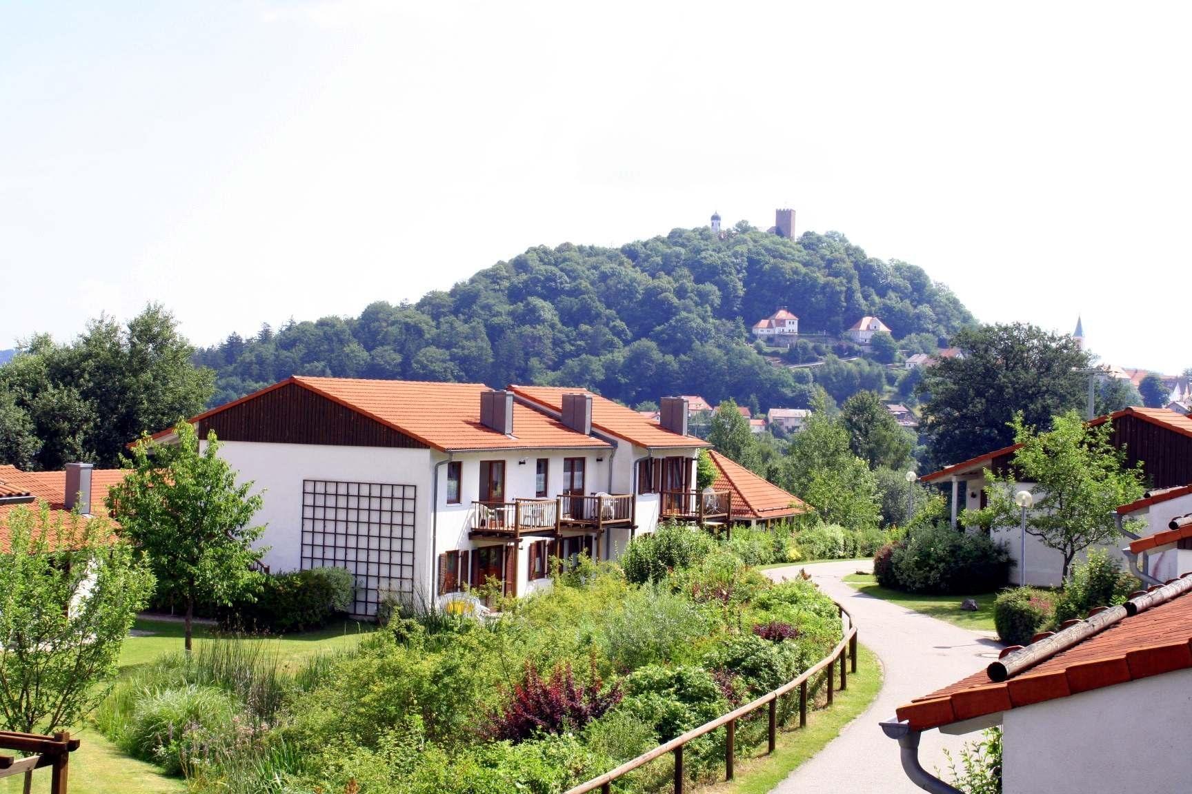 Omgeving Ferienpark Falkenstein
