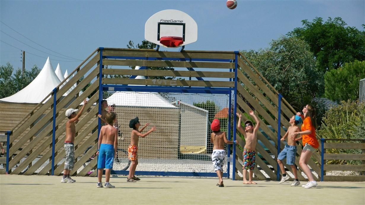 Sportveld Les Grosses Pierres
