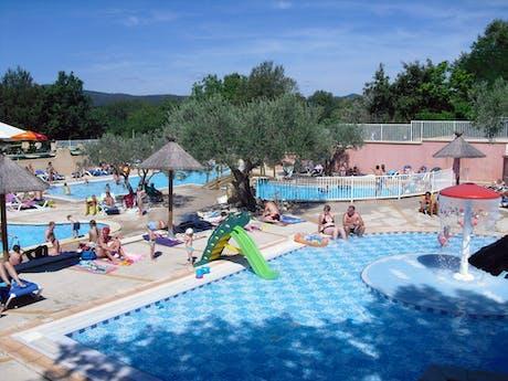 Domaine de Labeiller zwembad
