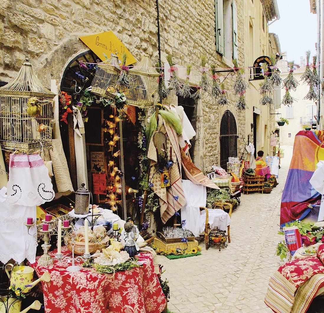La Bastide en Ardèche dorp