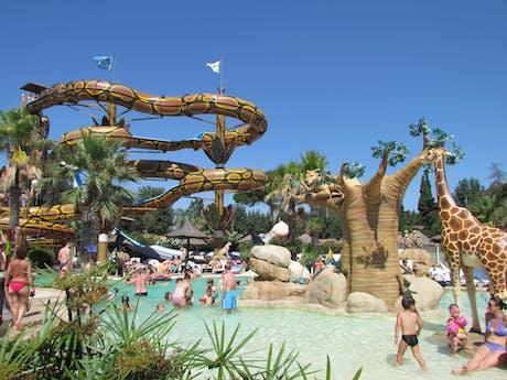 waterpark cap soleil