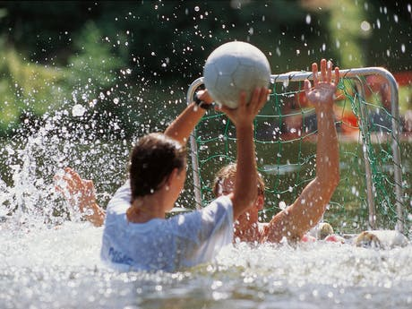 waterpolo Natterer See