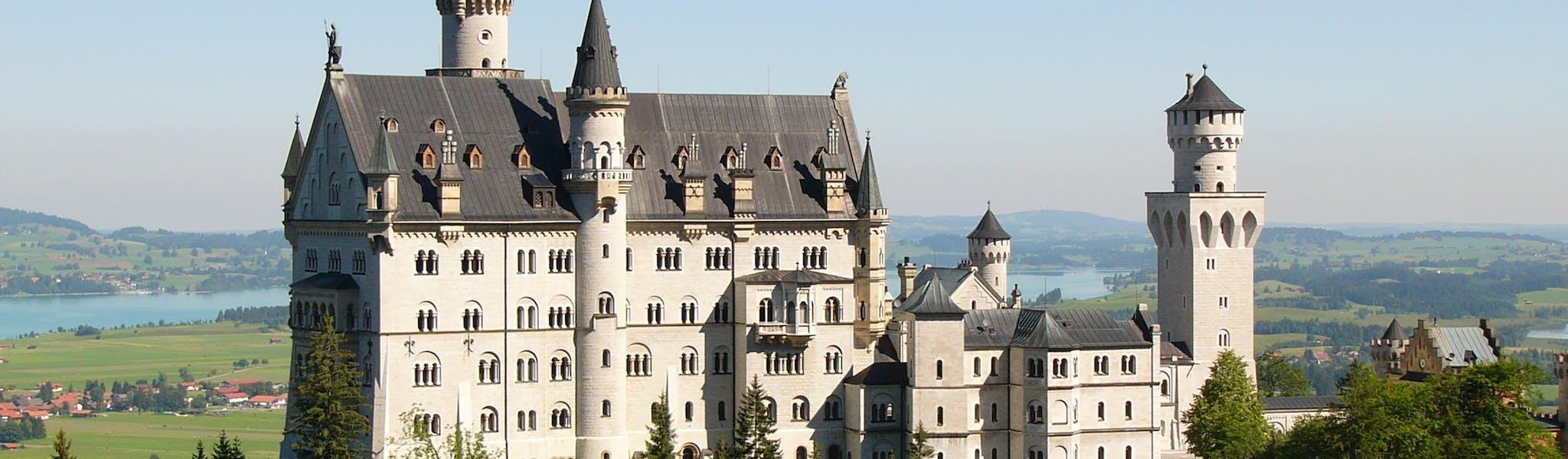 Neuschwanstein Duitsland