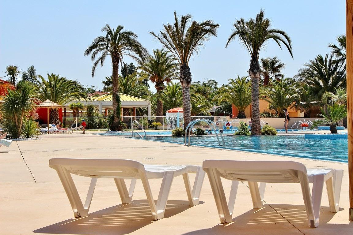 zwembad oasis