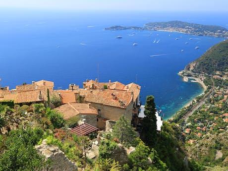 Eze Cote d Azur