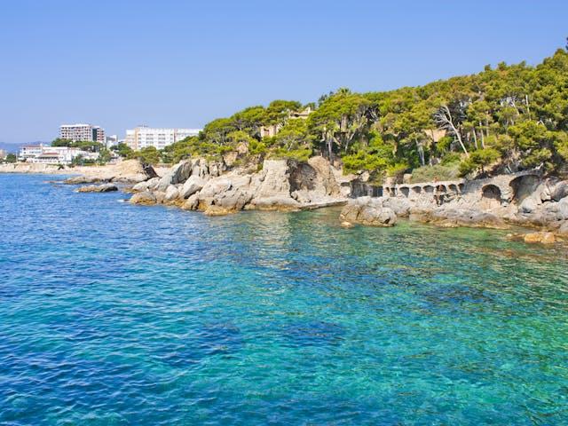 strand Platja d Aro