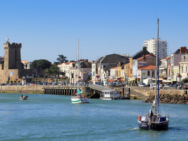 Haven van Sables d Olonne