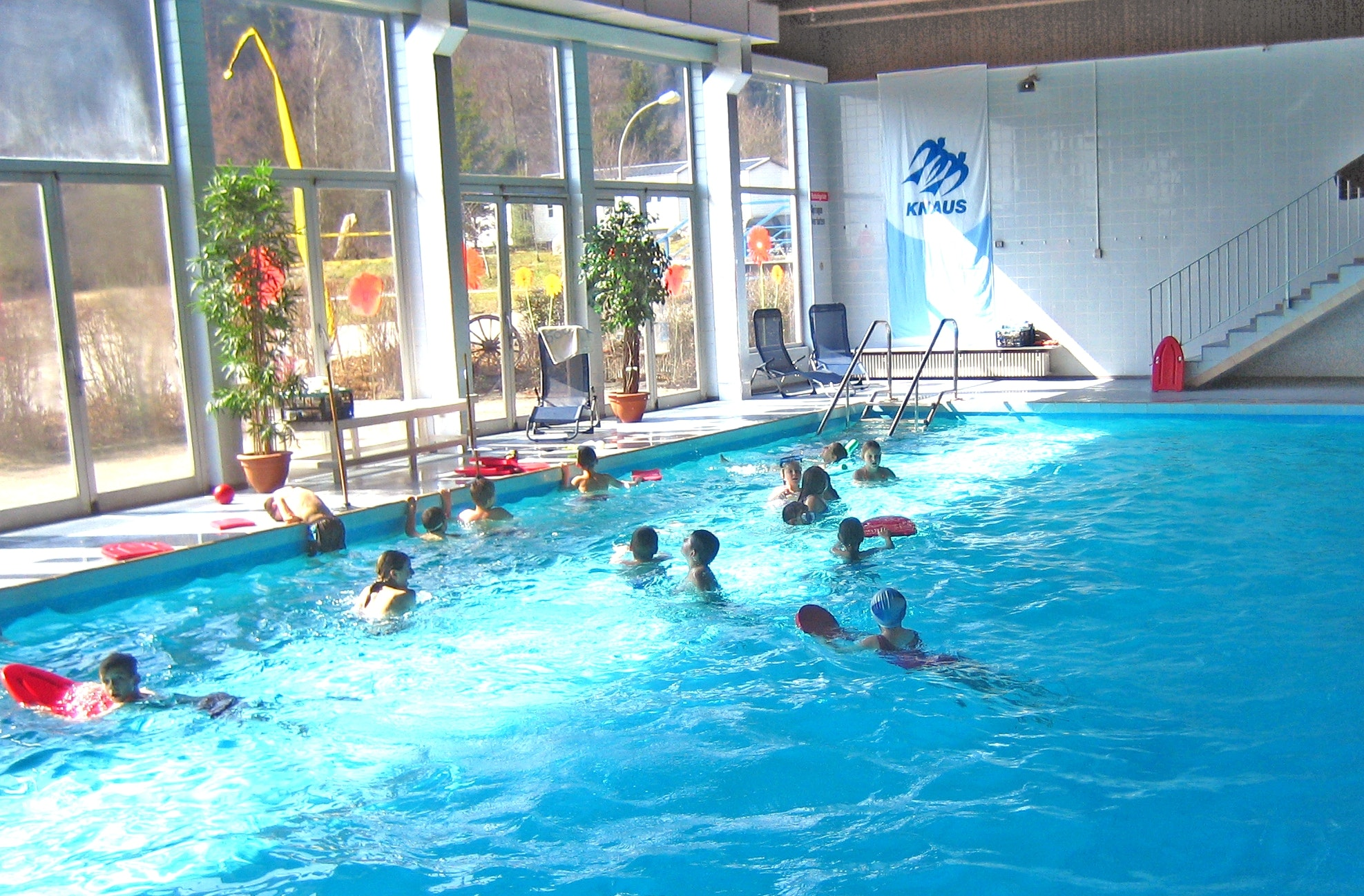 Binnenzwembad Knaus Viechtach