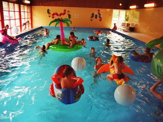 Camping Knaus Walkenried zwembad