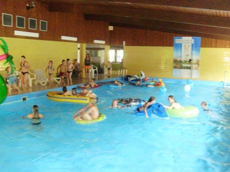 Knaus Walkenried binnenzwembad