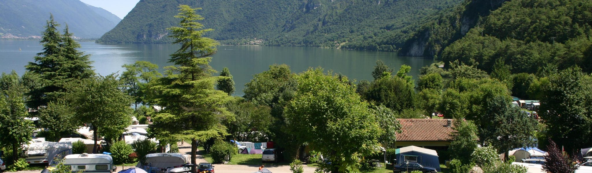 Rio Vantone panorama foto