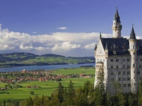 Beieren Neuschwanstein