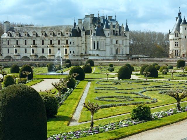 Kasteel Chenonceaux Loire