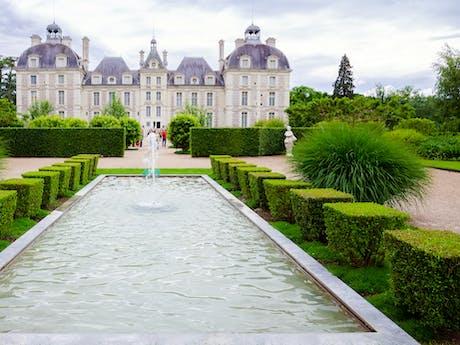 Kasteel Cheverney Loire