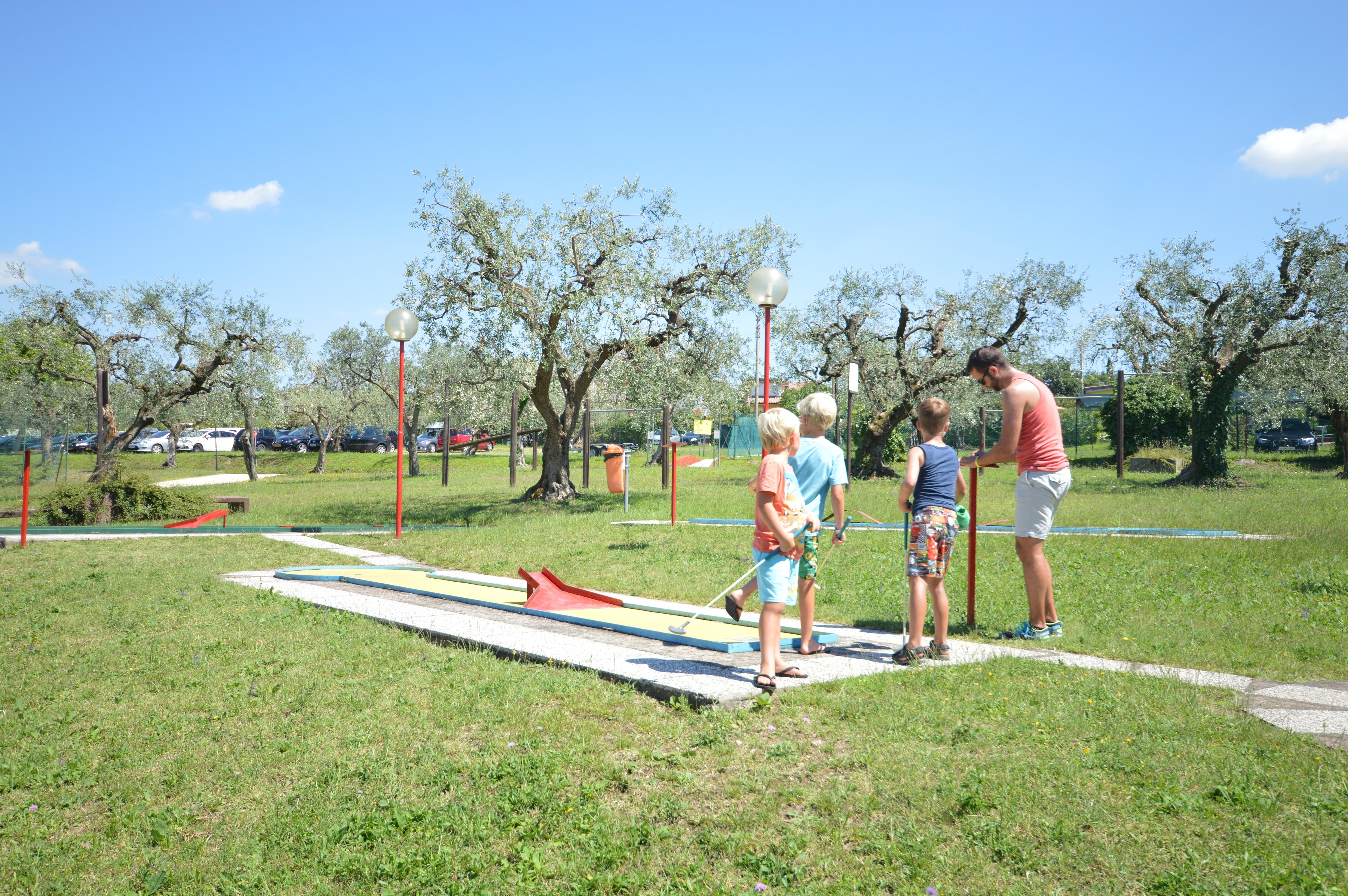 Camping Park Delle Rose