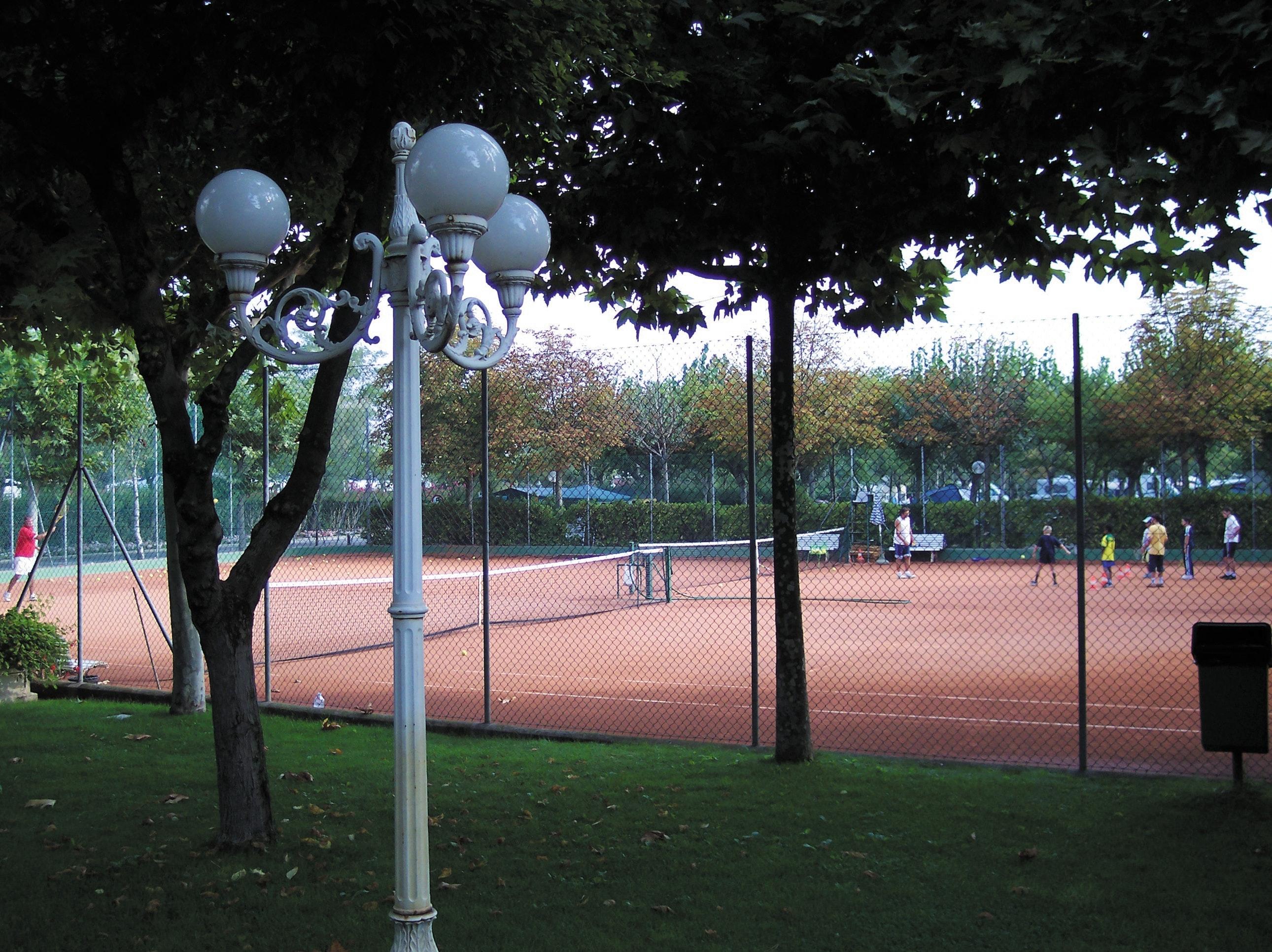 tennis camping rubicone