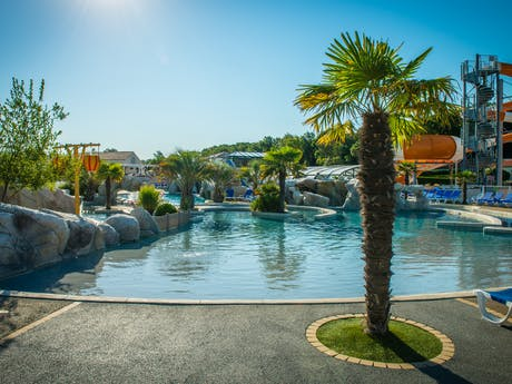 Camping Club les Brunelles topcamping