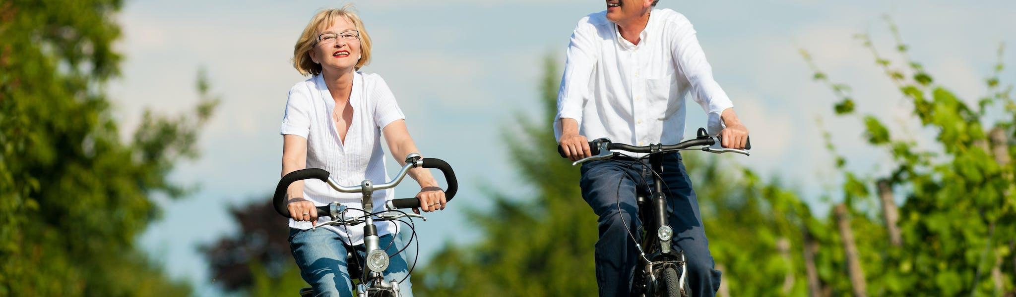 fietsen buitenland