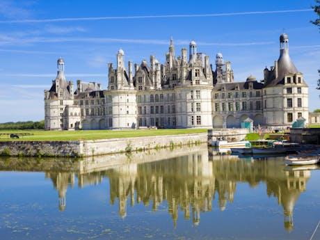 Kastelen aan de Loire Saumur