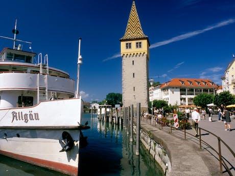 Lindau aan de Bodensee