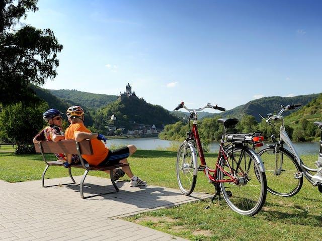 4-daagse fietsvakantie Cochem aan de Moezel