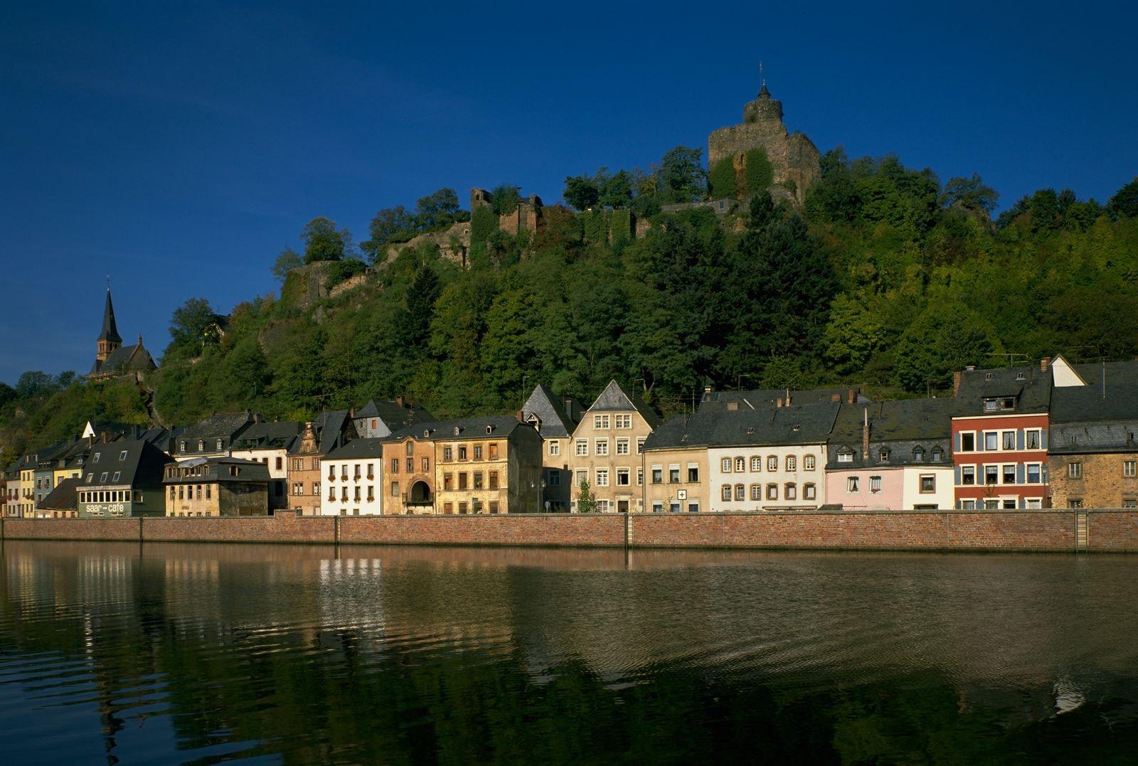 4-daagse fietsvakantie Trier - Koblenz