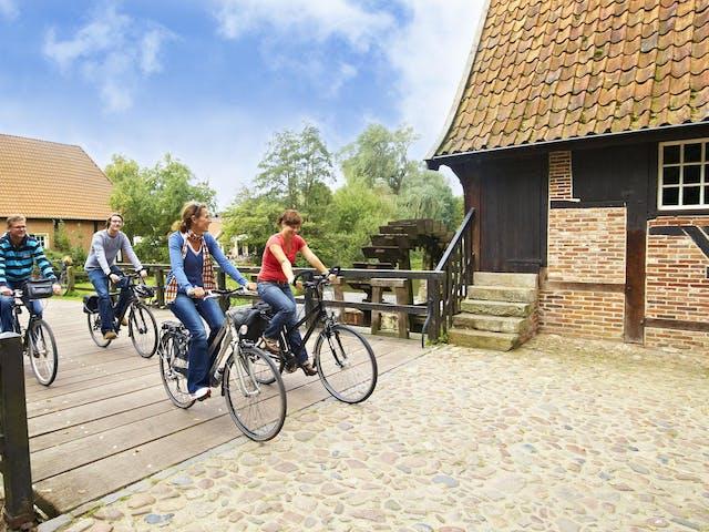 5-daagse fietsvakantie Bentheim - Twente