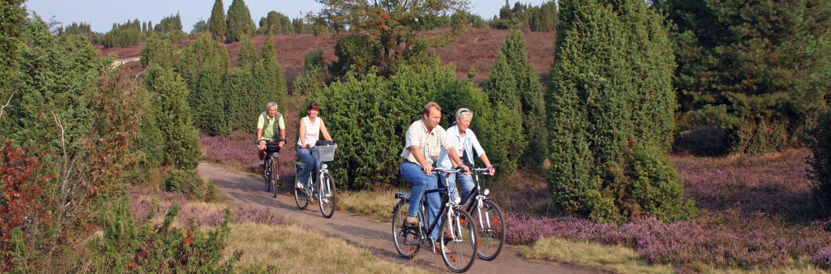 5-daagse fietsvakantie Lüneburger Heide