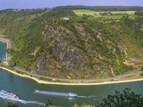 5-daagse wandelvakantie Rheinsteig