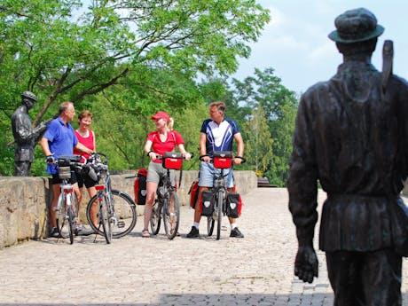 6-daagse fietsvakantie Fuldaradweg