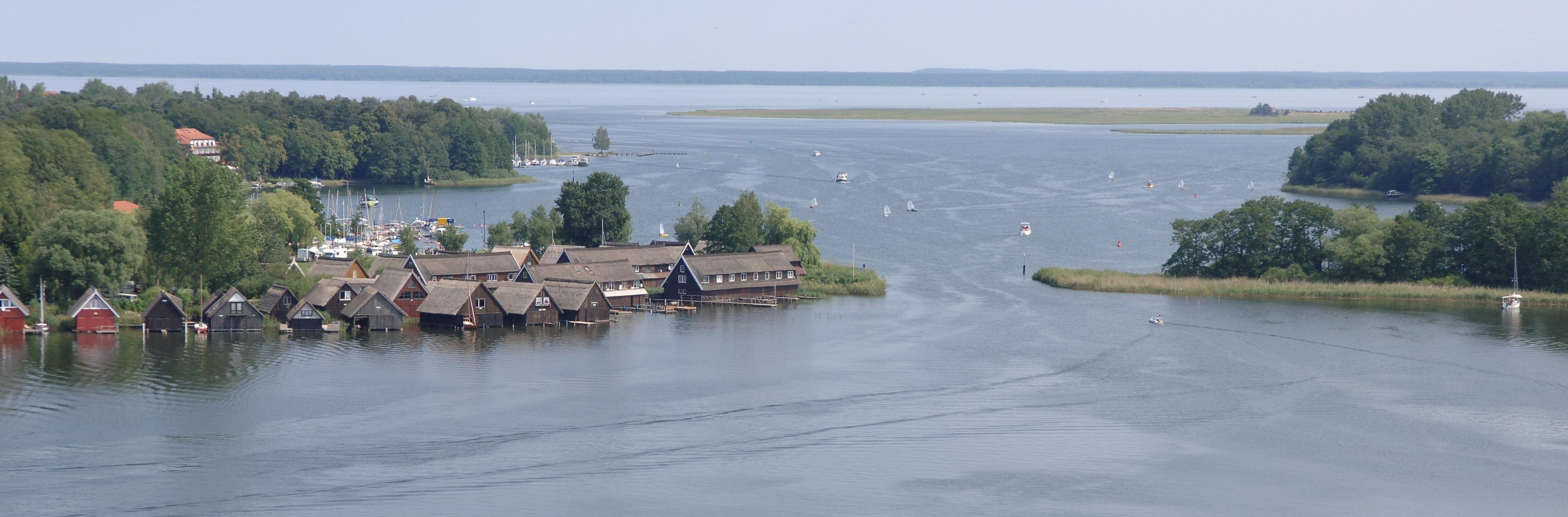 6-daagse fietsvakantie Mecklenburgse Meren