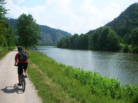 6-daagse fietsvakantie Natuurpark Altmühltal