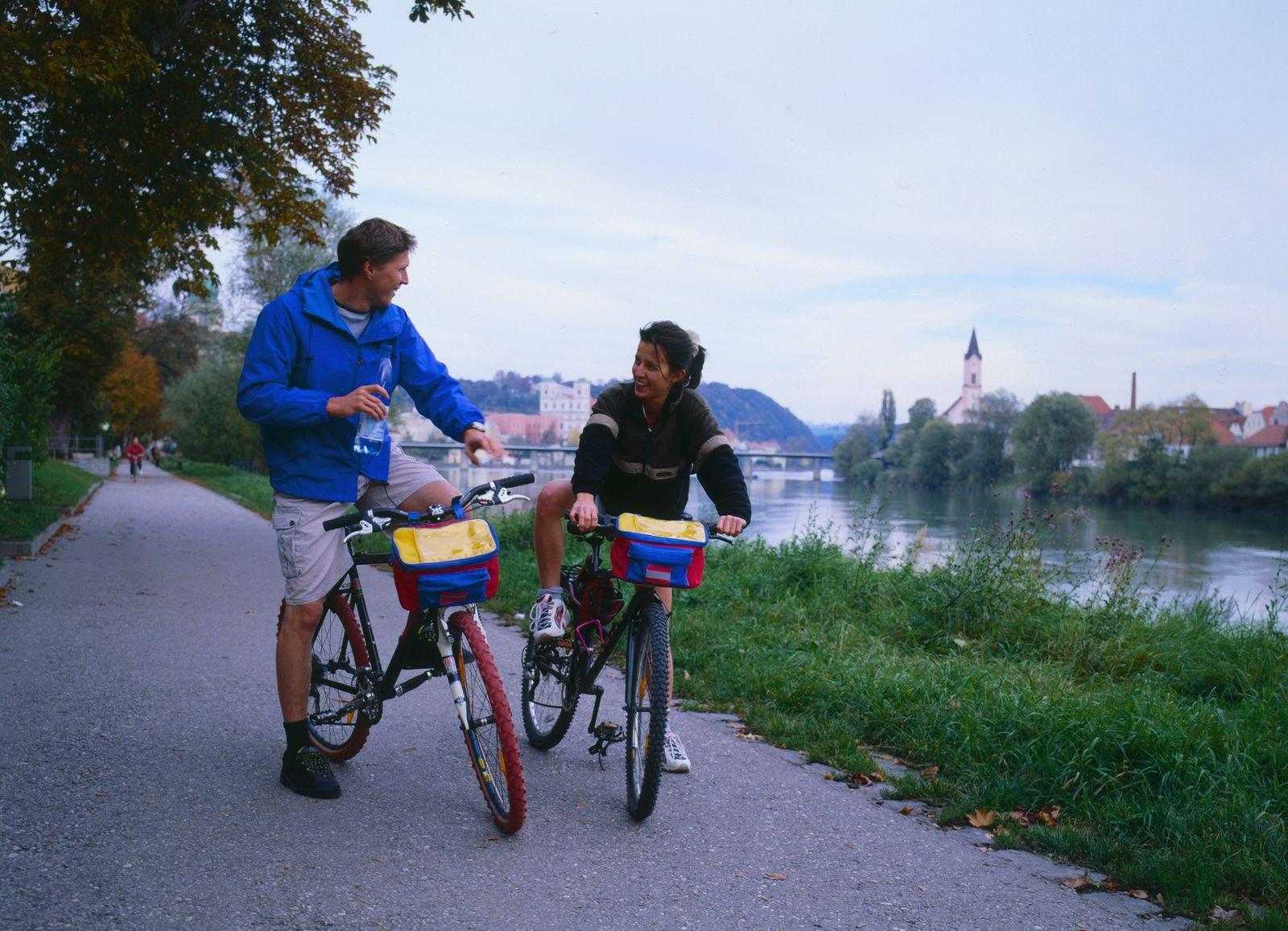 6-daagse fietsvakantie Passau naar Wenen