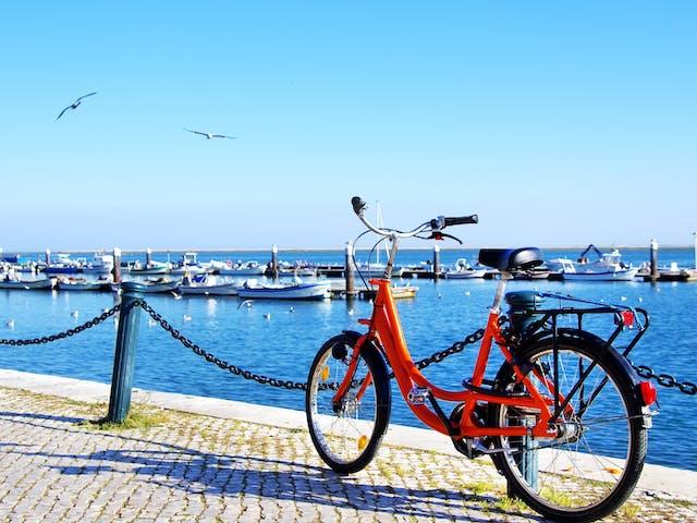 8-daagse fietsvakantie Algarve