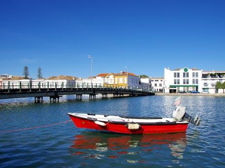 8-daagse fietsvakantie Algarve standplaats