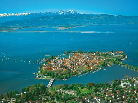 8-daagse fietsvakantie Bodensee