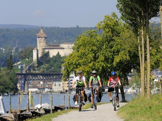 8-daagse fietsvakantie Bodensee - Rheinfall