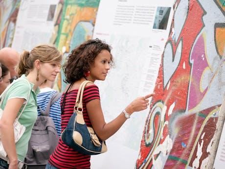 7-daagse fietsvakantie Berlijnse Muur