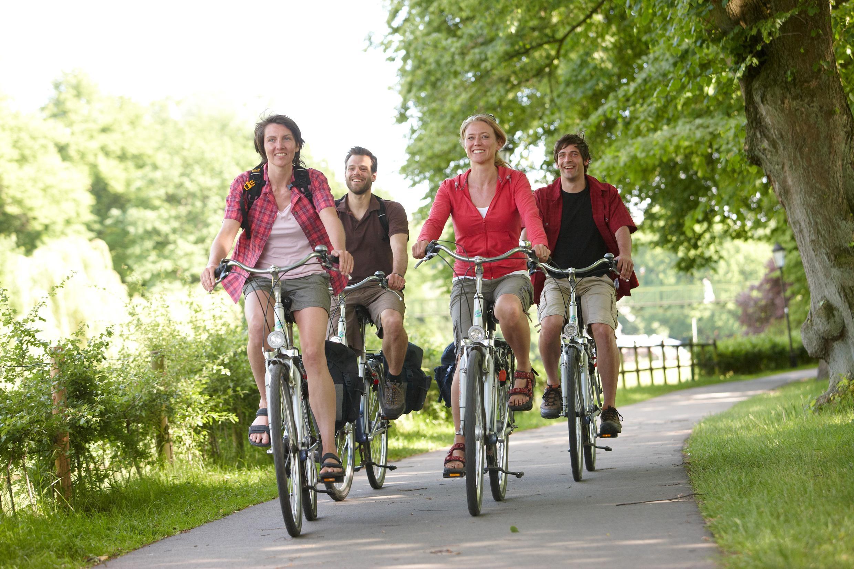 8-daagse fietsvakantie Emsradweg