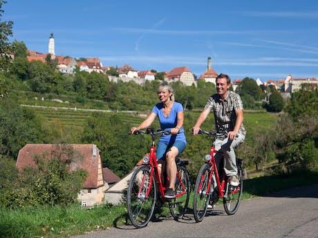 7-daagse fietsvakantie Biertocht Altmühl